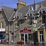 Macdonals Restaurnt & Guest House, Perthshire